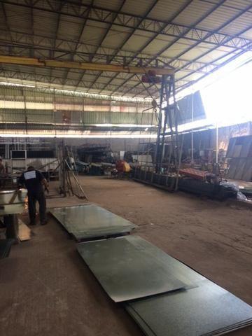 Excelente Galpão/Área Industrial/Comercial 1200m2 em Jardim Prazeres Ótima Localização