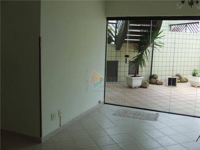 Cobertura com 5 dormitórios para alugar, 600 m² por r$ 4.000,00/mês - tupi - praia grande/ - Foto 5