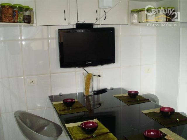 Apartamento residencial à venda, centro, londrina. - Foto 17
