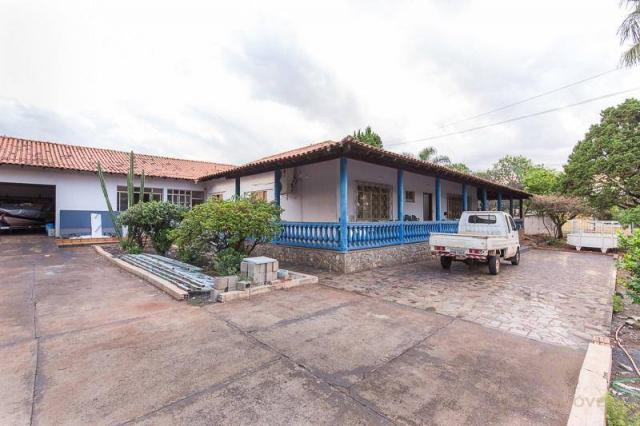 Chácara com 3 dormitórios à venda, 3005 m² - jardim morumbi - londrina/pr - Foto 18