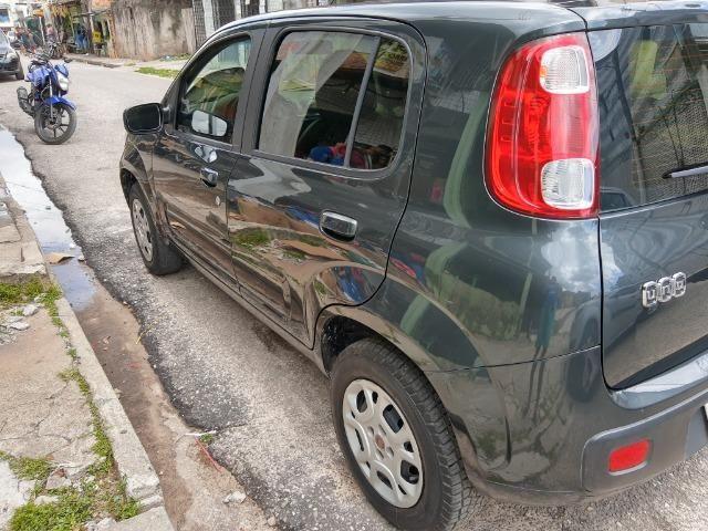 Fiat uno em perfeito estado, licenciamento em dias, sem multas, e dois pneus novos - Foto 12