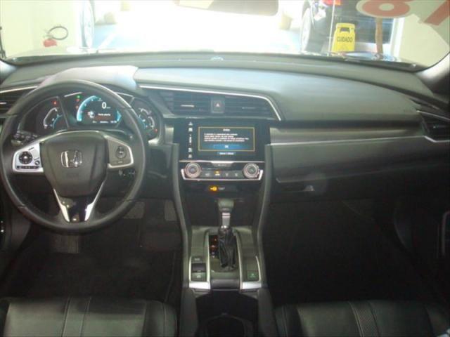 Honda Civic 2.0 16vone Exl - Foto 10