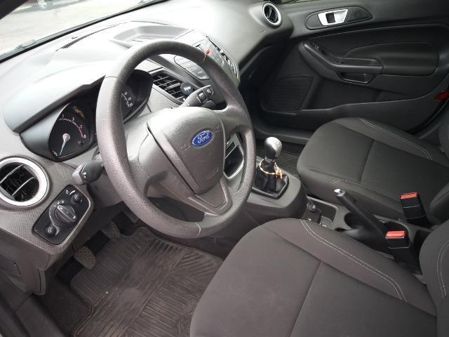 Ford Fiesta SE 1.6 - 2017 - Foto 7