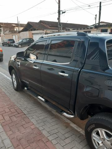Ford ranger limited 4x4 2013 3.2 4p - Foto 3