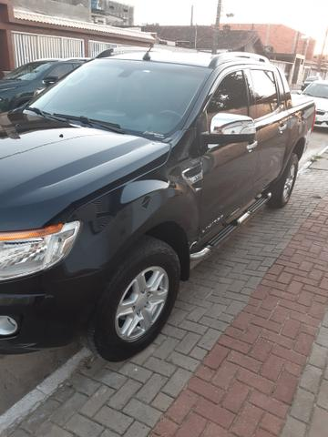 Ford ranger limited 4x4 2013 3.2 4p - Foto 9