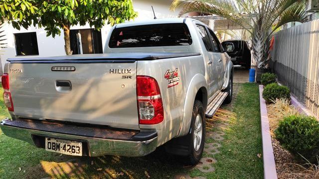 Hilux 2013 4x4 Diesel - Foto 4