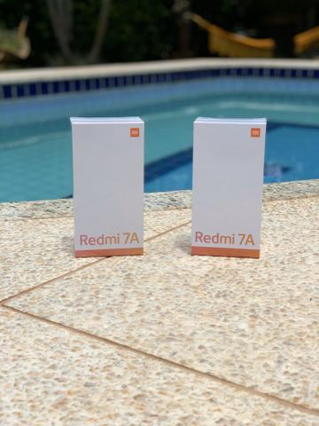 Redmi 7A 32 GB Novo lacrado (Promoção)