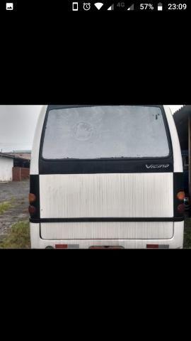 Micro ônibus vicino ano 2001 motor da Sprinter 310 - Foto 3