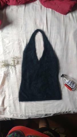 Blusa preta - Roupas e calçados - Parque Res União c066675b43313