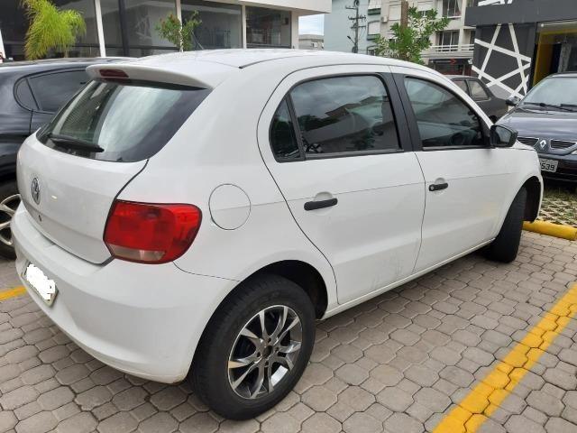 Vw - Volkswagen Gol 1.0 City Branco