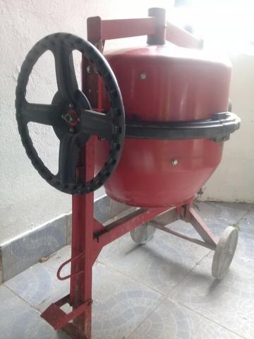 Betoneira Motomill MB-150L - Só venda