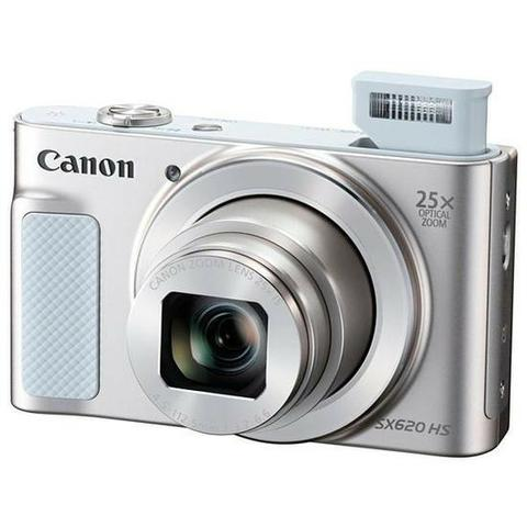 Câmera Digital Canon PowerShot SX620 HS Full HD 20.2MP WiFi/NFC Preto