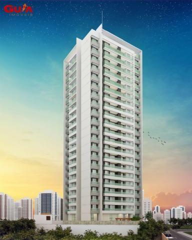 Apartamento novo no bairro Guararapes
