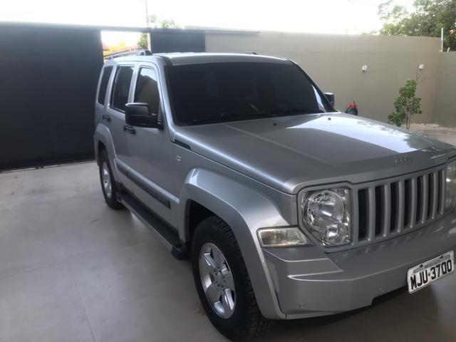 Jeep Cherokee Sport Automática 4x4 2012 - Foto 5