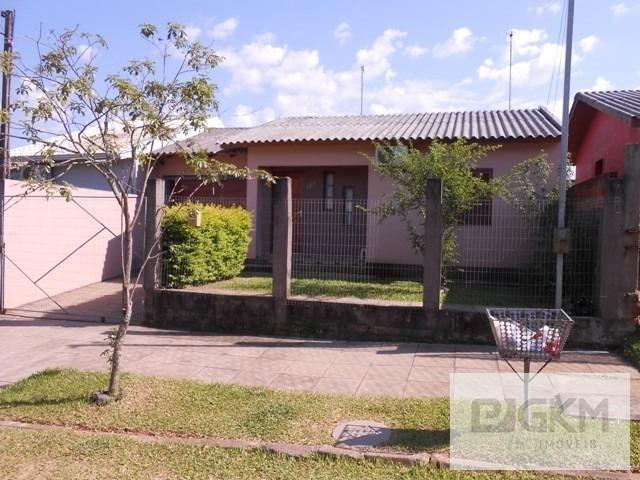 Linda casa 02 dormitórios, Bairro Lago Azul, Estância Velha - Foto 15