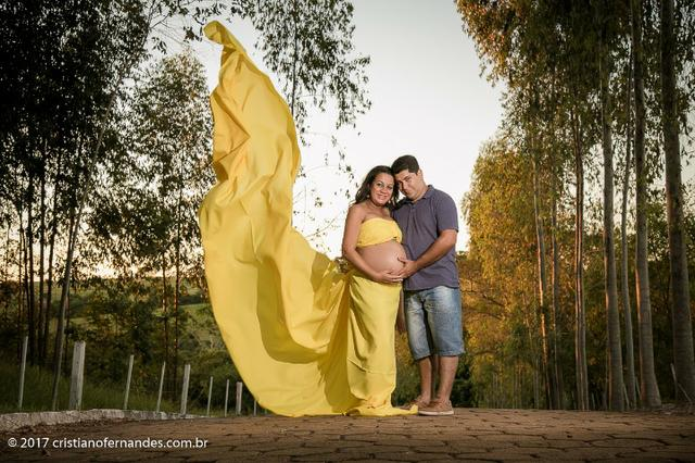 Ensaio Fotográfico Gestantes - Fotos Ilimitadas + 2 Fotógrafas