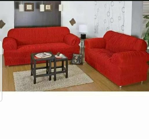 Capa d sofá 2 3 lugares
