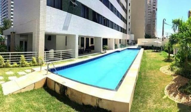 Apartamento próximo a Unifor com 3 quartos, 3 qtos, 2 vagas . Rs 360 mil - Foto 2