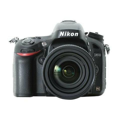 """Câmera Digital Nikon Dslr D610 24.3MP 24-85MM 3.2"""" - Foto 2"""