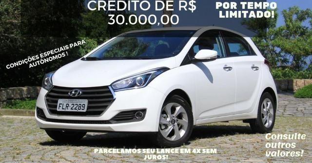 Hyundai Hb20 2016 Estamos oferecendo o credito!