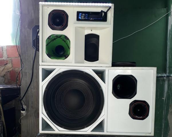 1d950bf196 Som automotivo residencial - Áudio