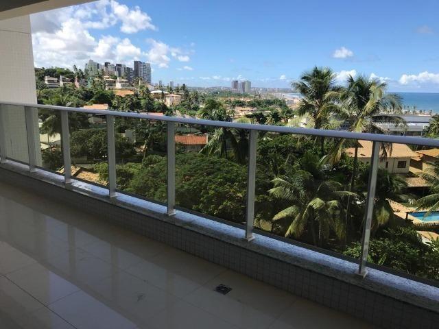 Apartamento 3 Suítes Pituaçu Hemisphere 360 Vista Mar - Foto 12