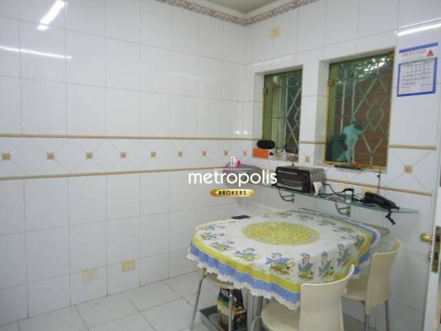 Casa para alugar, 500 m² por r$ 8.500,00/mês - barcelona - são caetano do sul/sp - Foto 17