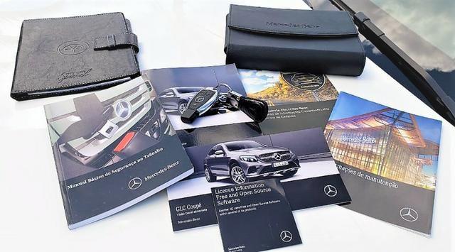 Mercedes-benz Glc Coupê 2018/2018, novíssimo, com apenas 10.000 km! Oportunidade! - Foto 19