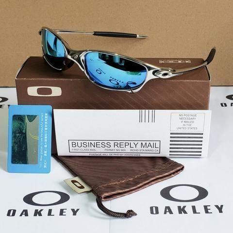 4d504daf0 Óculos Oakley Juliet Romeo 24k Squared Double X Pronta Entrega ...