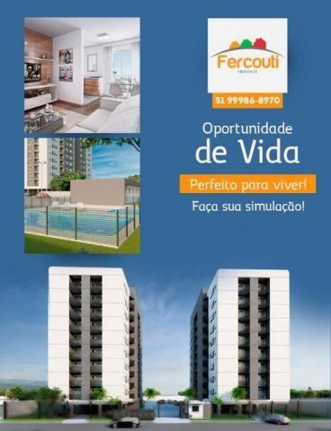 Residencial punta del este, apartamento 2 dormitórios eleva padrão do bairro santo afonso - Foto 4