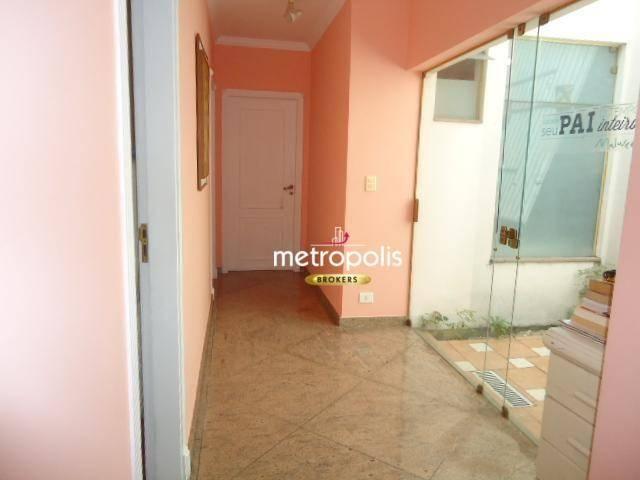 Casa para alugar, 500 m² por r$ 8.500,00/mês - barcelona - são caetano do sul/sp - Foto 14
