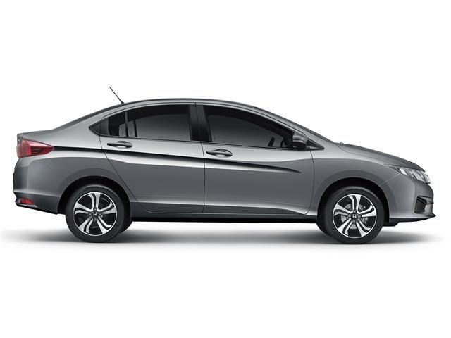 Honda City 1.5 lx 16v flex 4p automático - Foto 3
