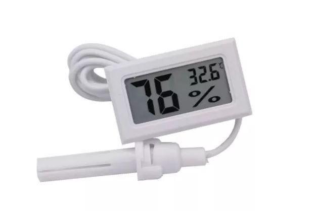 COD-AP4 Termômetro Com Higrômetro Digital E Sonda Externa Arduino Automação Robotica