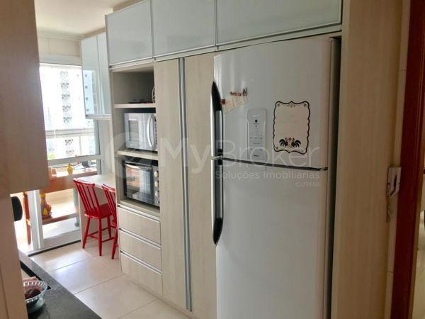 Apartamento Residencial Serra Dourada 3 quartos no Jardim Goiás - Foto 6