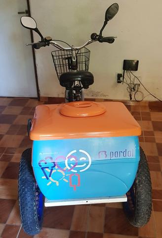 Triciclo Motorizado Elétrico Magias Italiana - Foto 2