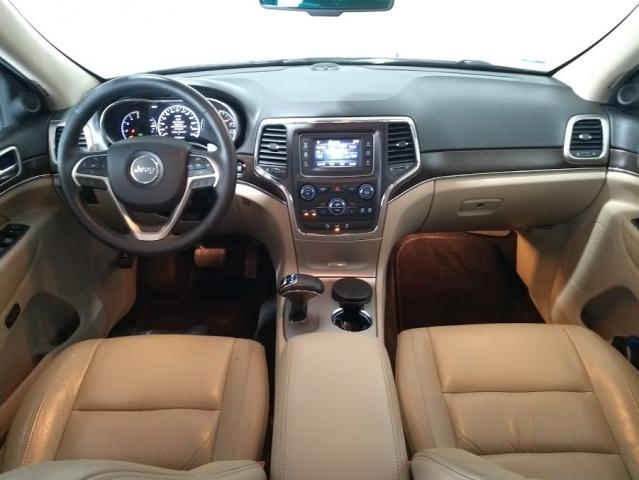 JEEP GRAND CHEROKEE 3.0 LIMITED 4X4 V6 24V TURBO DIESEL 4P AUTOMÁTICO - Foto 6