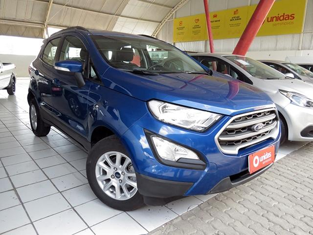 Ford Ecosport 1.5 tivct flex se manual - Foto 3