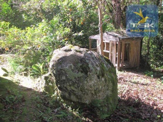 CH0252 - Agudos do Sul Chácara 10.000 m² frente asfalto 2 km da cidade - Foto 16