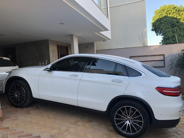 Mercedes Benz Glc 250 coupe 4matic distronic 2019