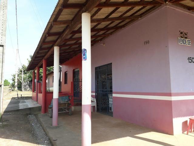 Vendo mercado e casa em São João da baliza - Foto 2
