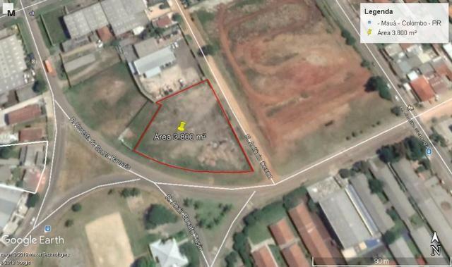 Área industrial 3.800 m² - Foto 2