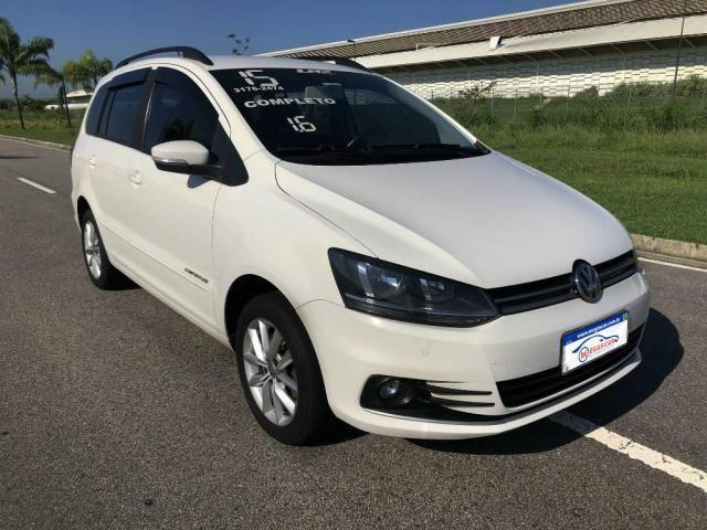 Volkswagen SpaceFox Comfortline MSI, Top de linha!