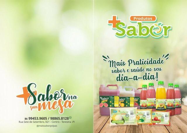 Produtos + sabor - Foto 3