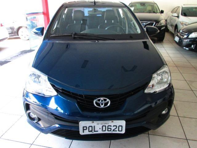 Toyota Etios sedan 1.5 xls automatc - Foto 2