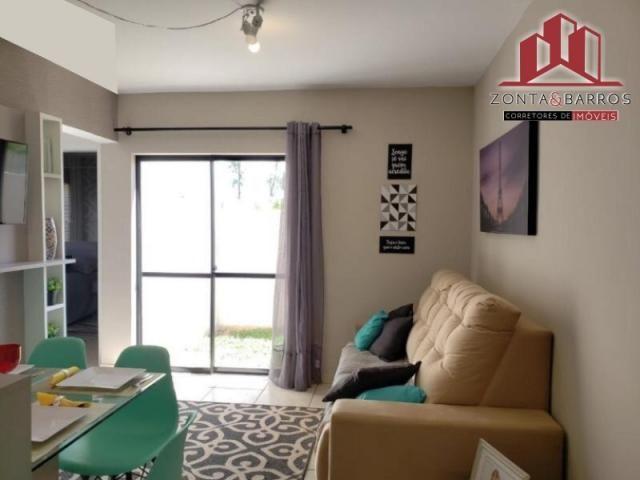 Apartamento à venda com 2 dormitórios em Estados, Fazenda rio grande cod:AP00003 - Foto 20