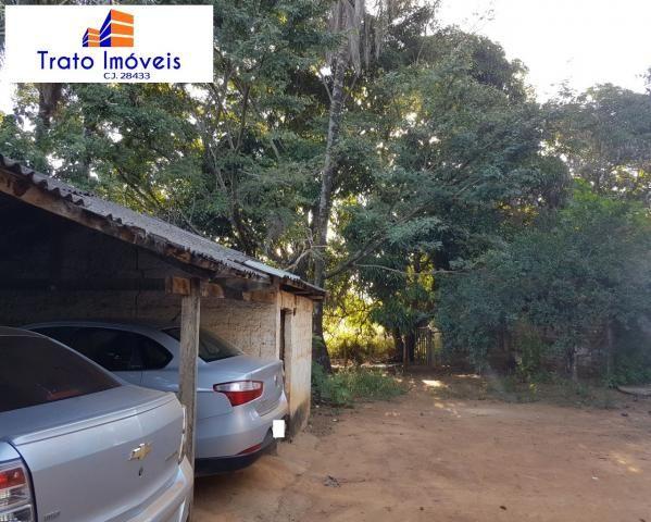 Excelente chácara a venda, vila verde, formosa-go - Foto 17