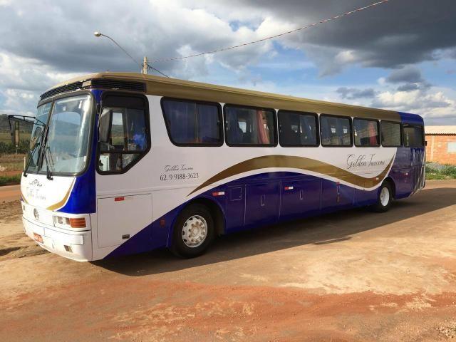 Ônibus motor 447 , 6 cilindros, R$ 19.000,00 pra vender rápido - Foto 5