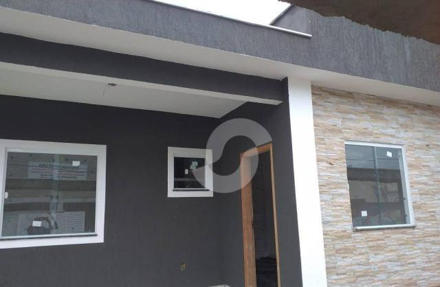 Casa com 2 dormitórios à venda, 62 m² por R$ 215.000,00 - Itaipuaçu - Maricá/RJ - Foto 6