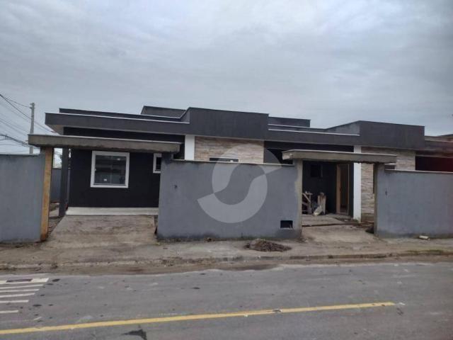 Casa com 2 dormitórios à venda, 62 m² por R$ 215.000,00 - Itaipuaçu - Maricá/RJ - Foto 5