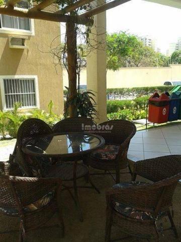 Apartamento com 3 dormitórios à venda, 65 m² por R$ 275.000,00 - Cambeba - Fortaleza/CE - Foto 6